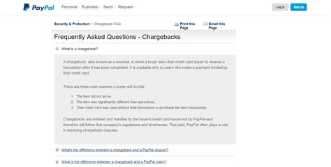 how to manage a paypal chargeback dispute and claim oberlo