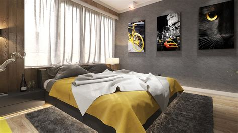 mustard yellow bedroom ideas six beautiful bedrooms with soft and welcoming design elements