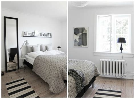 minimalist scandinavian bedroom design