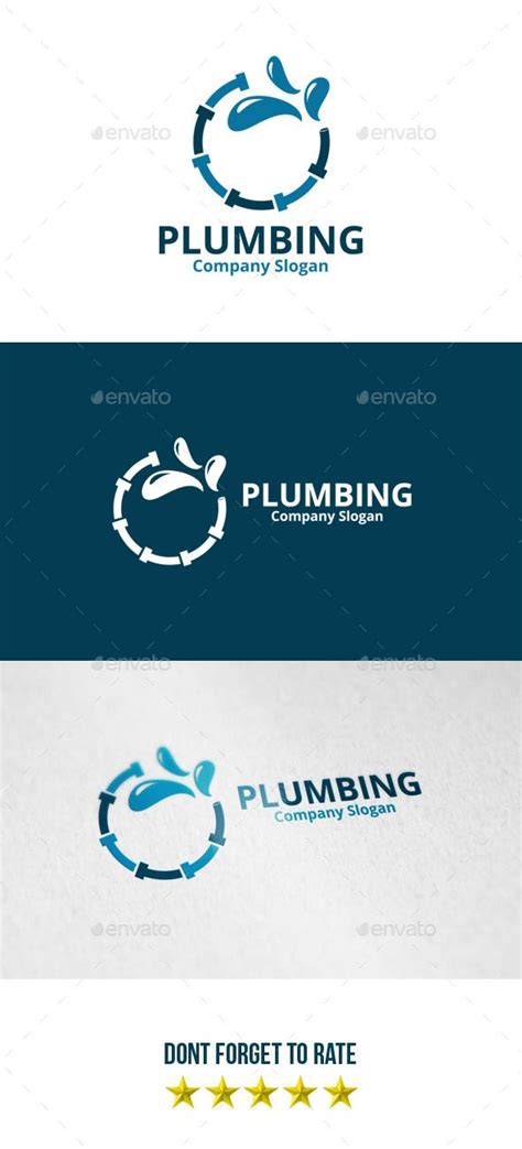 38 Best Images About Plumbing Logos On Pinterest Plumbing Logo Templates
