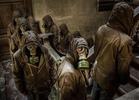 Masker Urbex 17 best images about gas masks apocalypse on