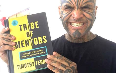 tribe of mentors advice from the best in the world books home loy machedo the world 1 personal branding strategist