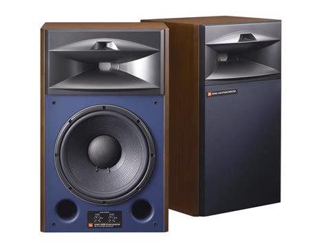 Speaker Jbl Studio karma av launches jbl 4367 4429 studio monitors ce pro