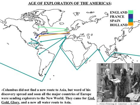 European Exploration Of The New World Essay by European Exploration And Colonization Power Point