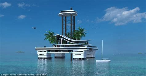 living on a boat at sea uk migaloo private submersible yachts have come up with a