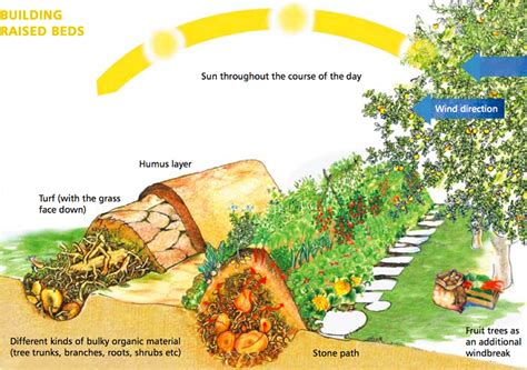 spring hill design jessica snare the many benefits of hugelkultur permaculture magazine
