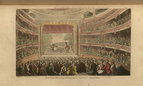 doctor syntax  covent garden theatre romantic circles