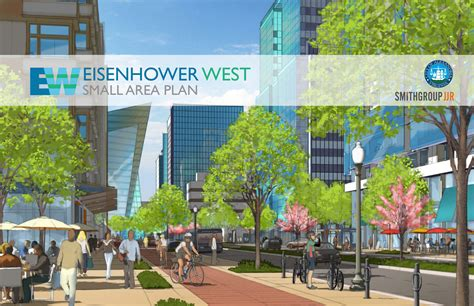 Alexandria Virginia Detox by Eisenhower West Small Area Plan Planning Zoning City