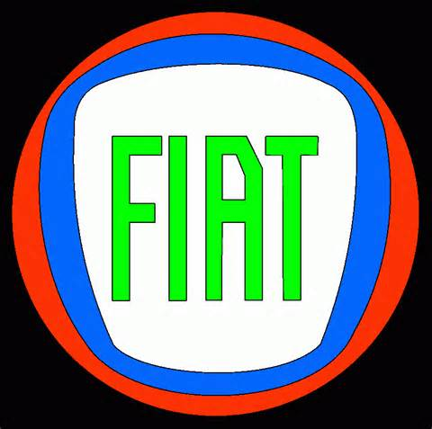 Fiat Logo Images Fiat Logo Coloring Page Printable Fiat Logo
