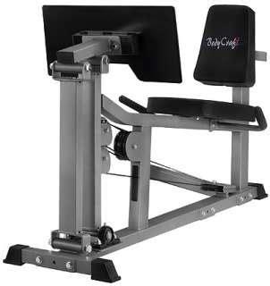parabody 525 home machine leg press fitness