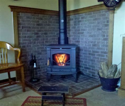 Fireplace Ideas For Stoves by 25 Best Ideas About Wood Stove Hearth On Wood