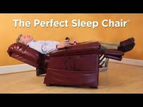 Recliner Lift Chair The Perfect Sleep Chair Ultimate Comfort In A Lift Chair