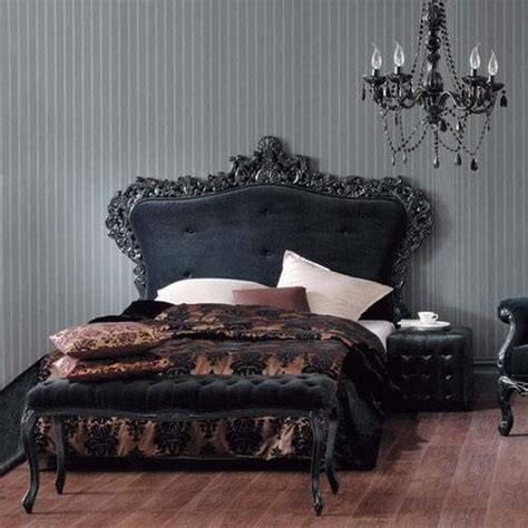 gothic bedroom sets 13 mysterious gothic bedroom interior design ideas