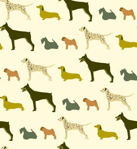 dog pattern wallpaper 43 best images about dog patterns on pinterest japanese