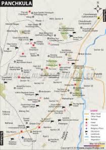 us map city wise panchkula city map
