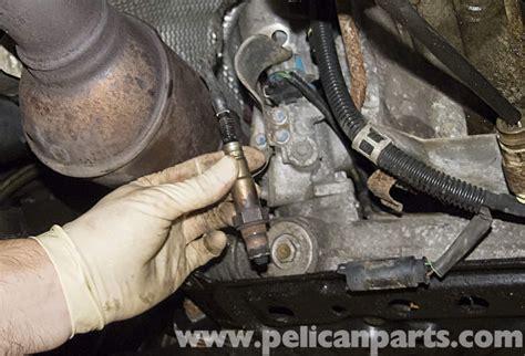 mercedes benz  oxygen sensor replacement