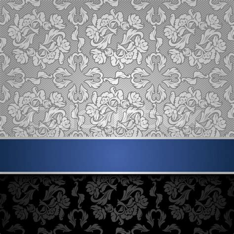 wallpaper blue and silver silver and blue wallpaper wallpapersafari