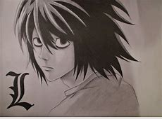 I love L   Death Note   Pinterest L Death Note Drawing