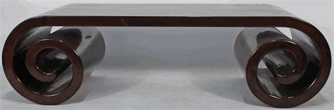 asian inspired coffee tables asian furniture asian inspired scroll coffee table from china
