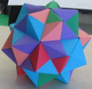 Origami Platonic Solids - origami on the platonic solids information site home of