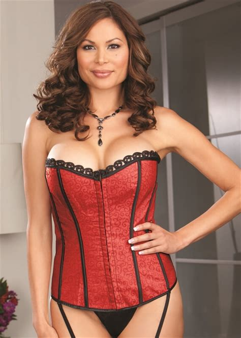 Things That Spice Up The Bedroom The Modern Corset Bra Doctor S Blog By Now That S Lingerie