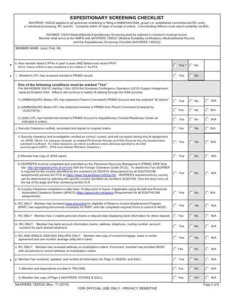 loan processing checklist template ecrc checklist nov 2010