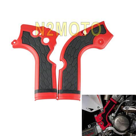 aliexpress buy motorcycles frame guard motorcross for honda crf 250 450 r 2013 2016