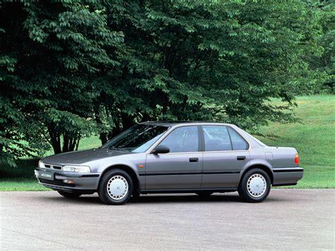 Honda Accord 4 Door by Honda Accord 4 Doors Specs 1989 1990 1991 1992 1993