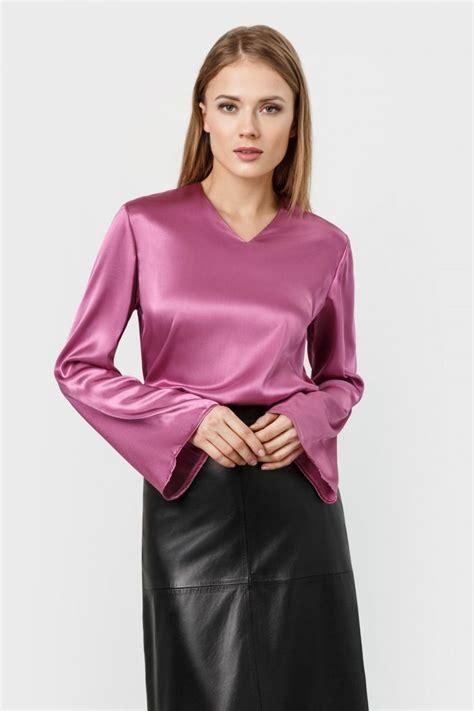 best 25 satin blouses ideas on silk blouses