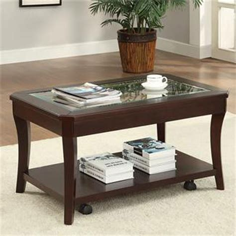 caster coffee table riverside 81703 bancroft coffee table with casters