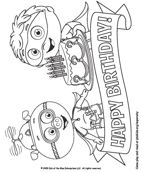 super why coloring pages games super why coloring pages birthday party ideas for kids