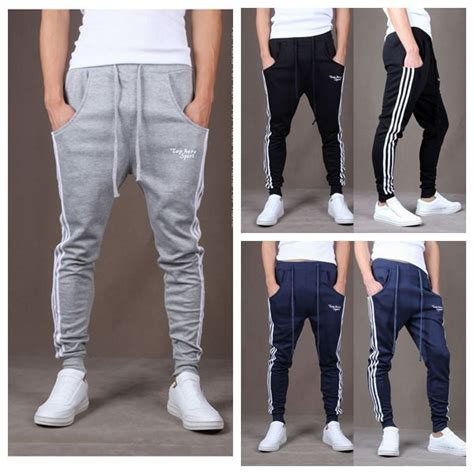 Celana Running By Ordinary Store 2015 mens joggers harem sweatpants