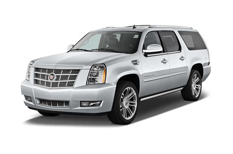 2012 cadillac escalade esv platinum editors notebook