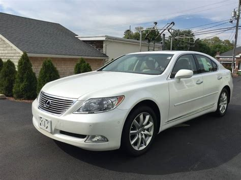 airbag deployment 2009 lexus ls parking system lexus ls 460 2009 for sale savings from 19 895