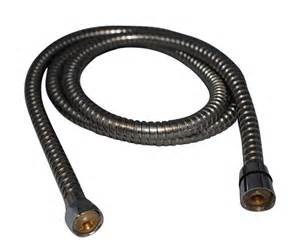 shower hose chrome