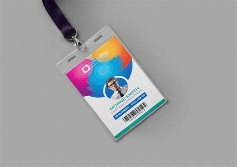 card template customize 34 professional id card designs psd eps format