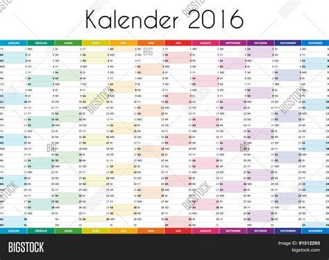 norway design kalender kalender 2016 german version stock photo stock images