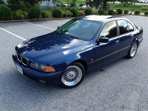 2000 bmw 528i transmission purchase used 2000 bmw 528i extremely clean 17 quot bbs rc
