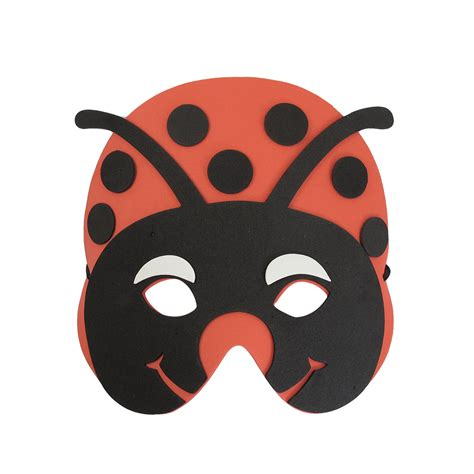 printable ladybird mask template mask templet superhero mask cliparts free download clip