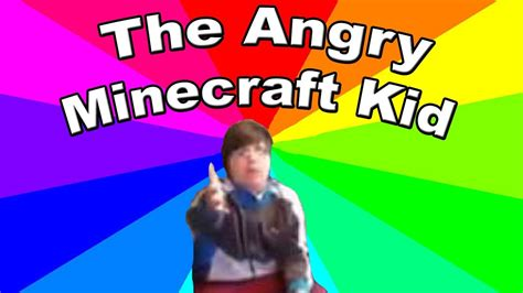 get the out of my room im minecraft what is get the f outta my room i m minecraft meme explanation and analysis
