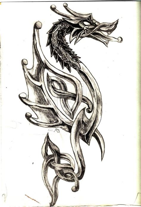 cool dragon tattoo designs amazing celtic designs bodyart