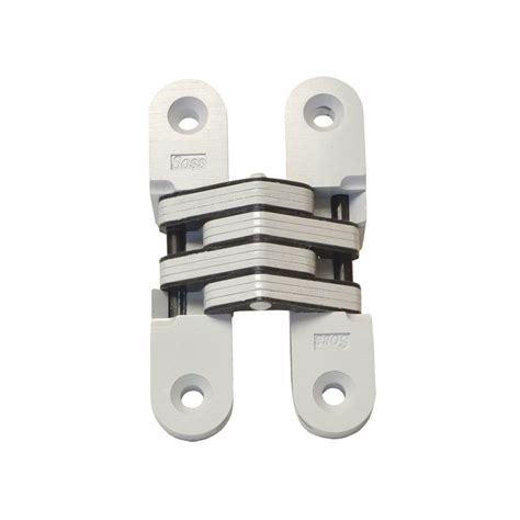 216 invisible hinge white 216wh by soss shop save
