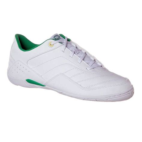 indoor sports shoes pele setembro junior indoor soccer shoes white
