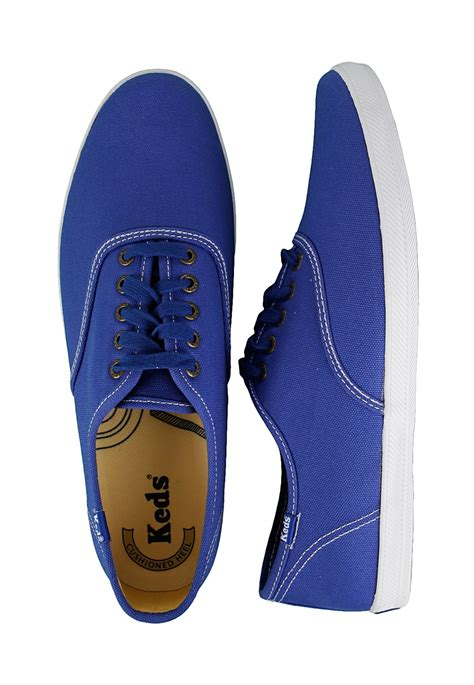 Blue Shoes by Keds Chion Cvo Canvas Blue Shoes Impericon
