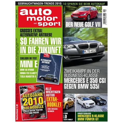 Auto Lackieren Stuttgart by Motor Presse Stuttgart Motzt Quot Auto Motor Und Sport Quot Auf