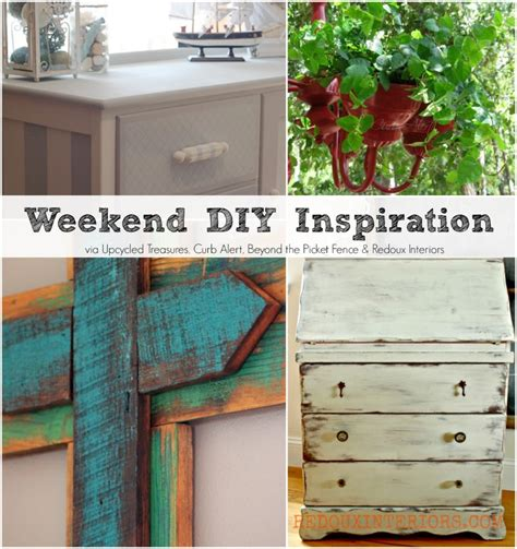 top diy weekend projects weekend diy inspiration mountainmodernlife