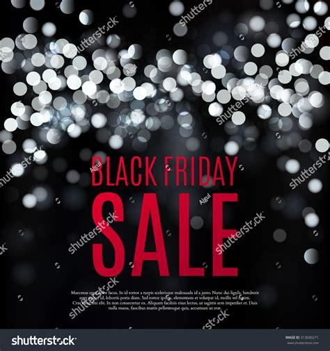 black friday light sale black friday sale background black white wektor stockowy
