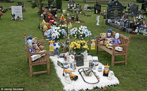 decoration site colchester poundland cemetery father s defiance of ban