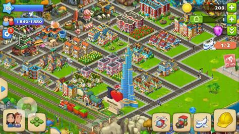 township layout game township best design level36 youtube
