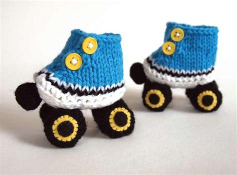 pattern for roller skate roller skate booties free knitting pattern craftfoxes